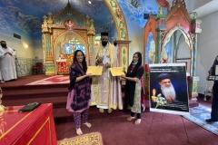 2020 - Ecumenical Quiz Winners