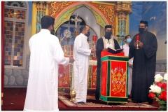 2020 - Feast of St Gregorios