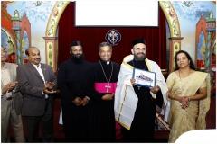 2016 - Farewell to Fr. Thomas George